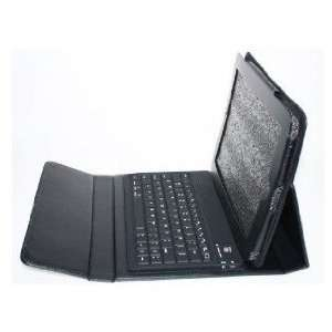 New Leather Case Cover With keyboard for Tablet pc ipad