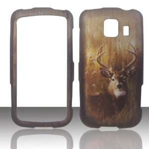 com 2D Buck Deer LG Optimus S, U, V LS670 Sprint, Virgin Mobile, U.S