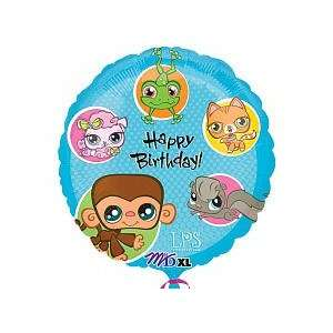Littlest Pet Shop 18in Balloon Toys & Games