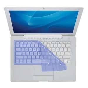 Macbook Pro Unibody Keyboard Cover Purple Silicone Ultra