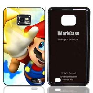 Super Mario Bros Covers Cases for Samsung i9100 Series