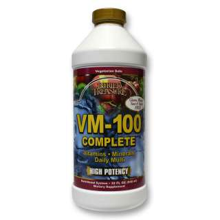 Buried Treasure VM 100 Complete Liquid Vitamin   eVitamins