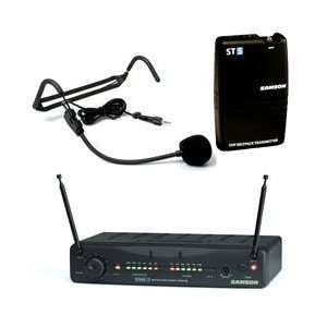 Audio SW55SCH5 00 Stage 55 True Diversity Wireless Microphone System