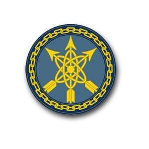 United States Army Defense Special Weapons Agency Unit Crest Decal