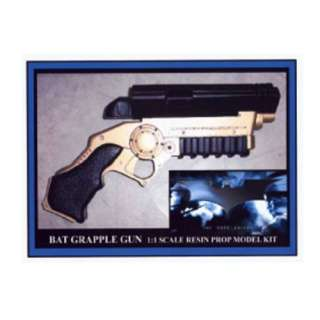 Batman Dark Knight Grapple Gun Prop Model Kit