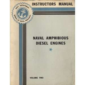 Naval Amphibious Diesel Engines Instructors Manual