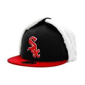 White Sox New Era MLB 59FIFTY Dogear Cap Hat
