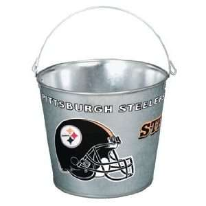 NFL Pittsburgh Steelers 5 Quart Pail