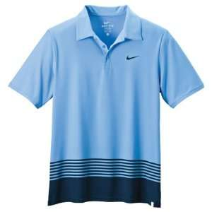 Nike Mens Dri Fit Competition UV Polo Tennis Shirt Size