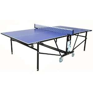 Harvil Deluxe Outdoor Table Tennis Table with Accessories