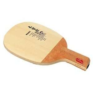 NITTAKU Excellent P Penhold Table Tennis Blade