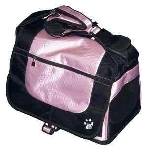 Messenger Bag Pet Carrier & Car Seat   Pink  Kitchen