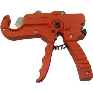 Plastic Pipe and Hose Cutter PC06, Red: Home Improvement