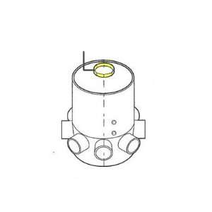 Polaris UltraFlex Inlet Wear Insert 2 7 53