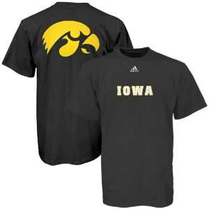 Iowa Hawkeyes Black Preschool Prime Time T shirt