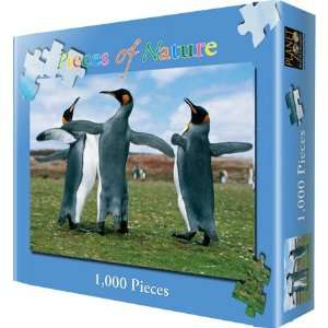 Ring a round the Penguins Jigsaw Puzzle 1000pc Toys