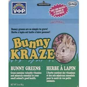 Bunny Kraze Bunny Greens Food 3 oz Pet Supplies