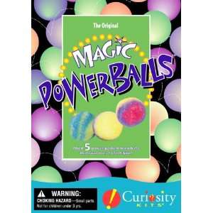 Action Products Original Magic Power Balls: Toys & Games