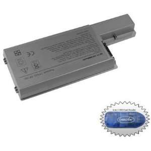 Dell Inspiron 7200mah 11.1v 9 Cell Replacement Battery