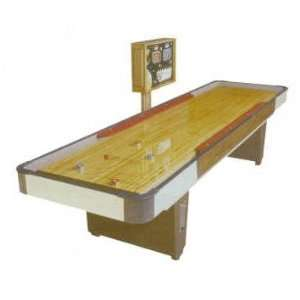 Venture 20 ft Classic Shuffleboard Table  Sports