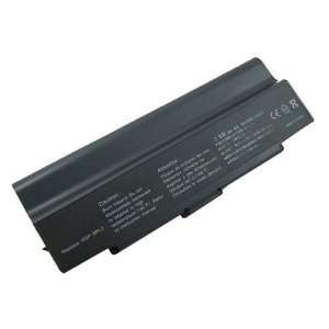 [8800 mAh 12 Cells] Laptop Notebook Battery for Sony VAIO