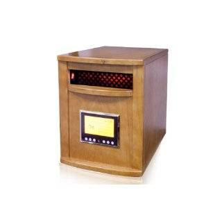 Digital LCD Infrared Space Heater Quartz Heater Portable
