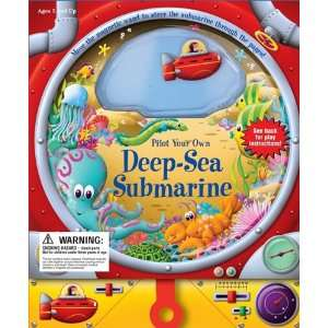 Pilot Your Own Deep Sea Submarine (9780769660547): Carson
