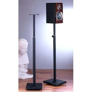 VTI BLE101 Surround Sound Adjustable Speaker Stand Furniture & Decor