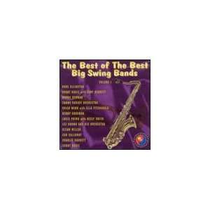 Best of Best Big Swing Bands 1 Various Artists Music