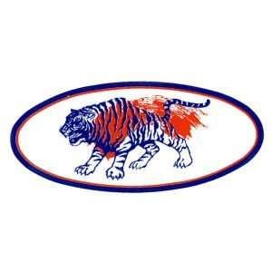 Savannah State Tigers Vinyl Decal