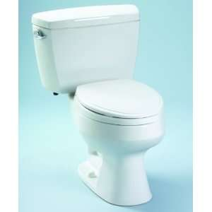 Toilet Two Piece Elongated by Toto   CST716 in Sedona