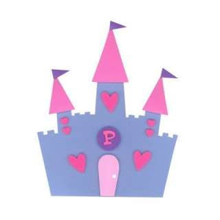 Foam Princess Castle Craft Kit  Toys & Games