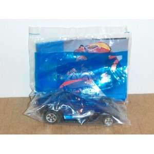 McDonalds Happy Meal Toy Hot Wheels  Super Comp Dragster #7 Toys
