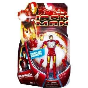 Iron Man Movie Toy Series 1 Action Figure Iron Man Prototype  Toys