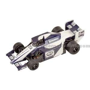 AFX Super G+ F1 Slot Car   Blue Toys & Games