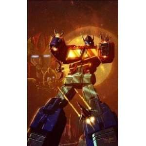 Transformers  Death of Optimus Prime (One Shot) John
