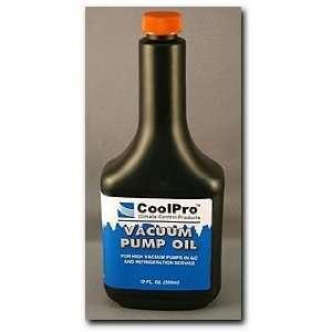 CoolPro Vacuum Pump Oil, 12 oz (CP5024) Automotive