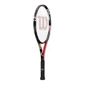 Wilson BLX Six One Lite Tennis Rackets:  Sports & Outdoors