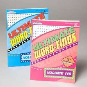 Ultimate Word Find Puzzle Books Case Pack 120 Everything