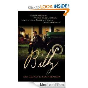 Billy: The Untold Story of a Young Billy Graham and the Test of Faith