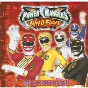 Power Rangers: Wild Force: Red Lion Roar (9781470373566