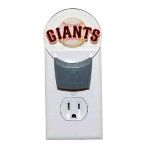 San Francisco Giants Night Light