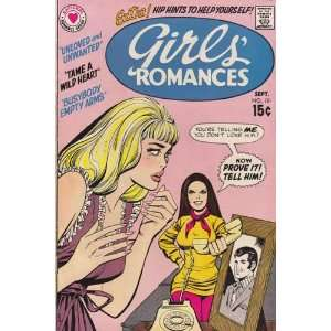 Girls Romances #151 Back Issue Comic Book (Sep 1970) Very Good