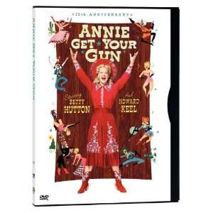 Annie Get Your Gun: Betty Hutton, Howard Keel, Louis