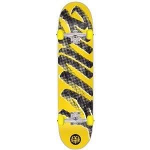 BULLET Signature Yellow Skateboard 8.0 x 31.7: Sports