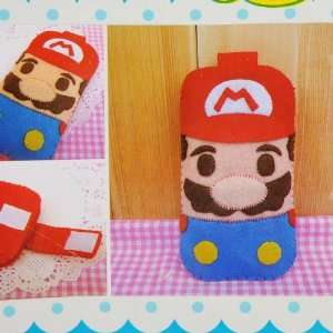 Super Mario Bro. DIY Mobile Cell Phone Pouch Bag