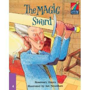 The Magic Sword ELT Edition (Cambridge Storybooks