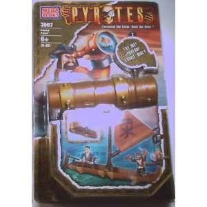 Mega Bloks Pyrates   Spyglass   Coastal Patrol 3607 Toys & Games