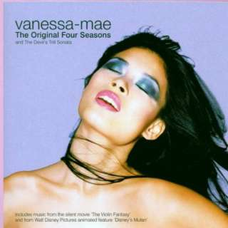 Four Seasons And The Devils Trill Sonata / Vanessa Mae Music