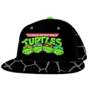 Cap   Teenage Mutant Ninja Turtles (TMNT)   Black Shell